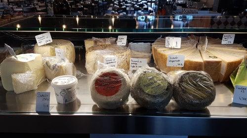 Fromage frais italien en vente dans notre épicerie