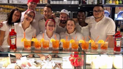L'équipe du restaurant Pomodoro Metz